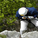 Try you hand at climbing or bouldering on the rocks here at Duntelchaig...beginners welcome.